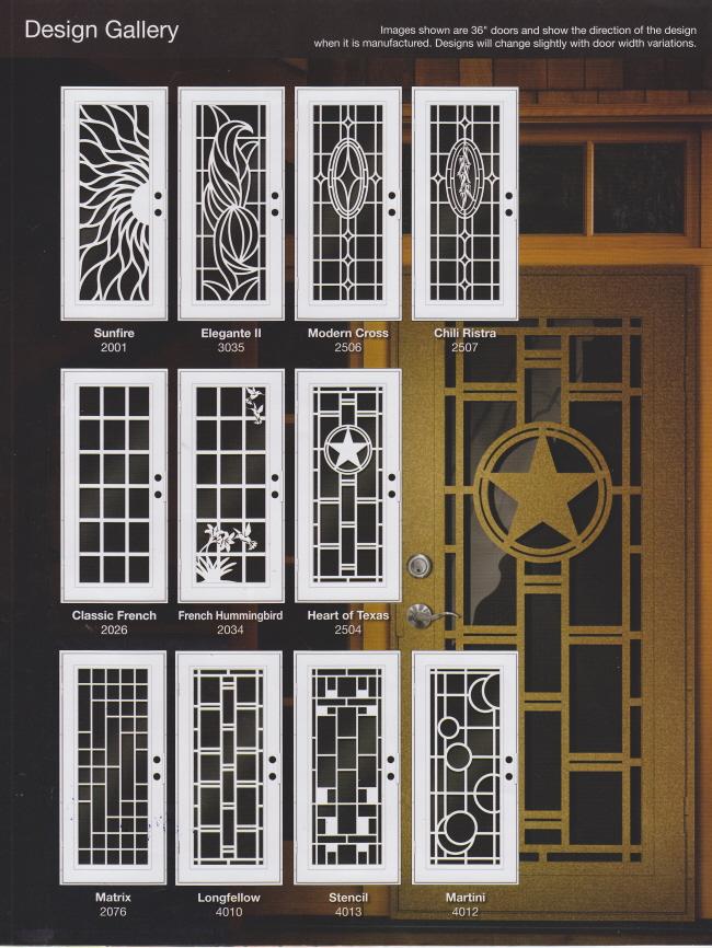 Security Door Designs Inspiration Security Door Designs